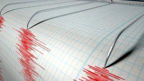 Un sismo de magnitud 6 golpea entre Nueva Caledonia y Fiyi en el Pacífico