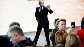Comentario enigmático de Putin sobre su posible partida del Kremlin en 2024