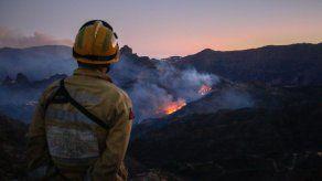 El incendio de Gran Canaria pierde fuerza tras devastar 12.000 hectáreas