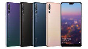 Huawei revela el primer móvil de cámara triple y reinventa la gama alta