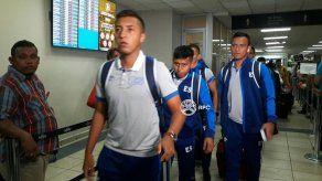Selección de El Salvador llegó a Panamá en busca del triunfo
