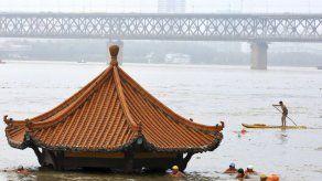 Nueve desaparecidos en alud en el centro de China
