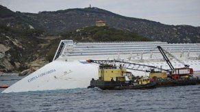 El Costa Concordia será recuperado entero