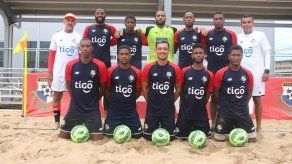 Panamá disputará el Premundial de Concacaf de Fútbol Playa que inicia el próximo lunes 17.