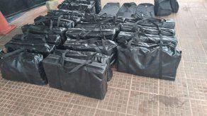 Incautan 9 toneladas de cocaína en Colombia