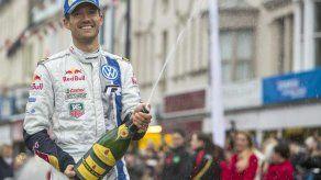 Ogier pone fin a temporada triunfal con victoria en Rally de Gran Bretaña