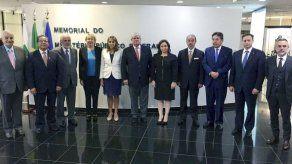 Fiscales de once países acuerdan la más amplia cooperación sobre Odebrecht