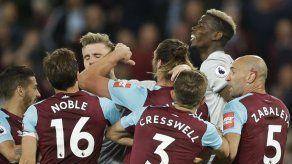 Man United empata con West Ham y asegura el segundo puesto