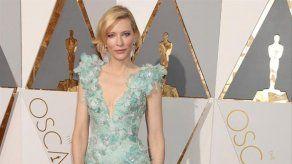 Cate Blanchett se da un atracón de hamburguesas tras finalizar cada rodaje