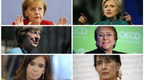 Mujeres en el poder alrededor del mundo