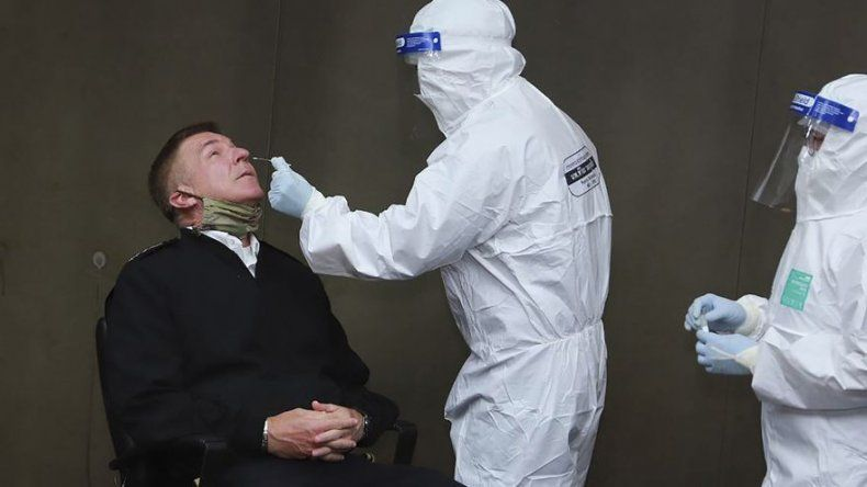 Tailandia hace prueba de coronavirus a jefe militar de EEUU