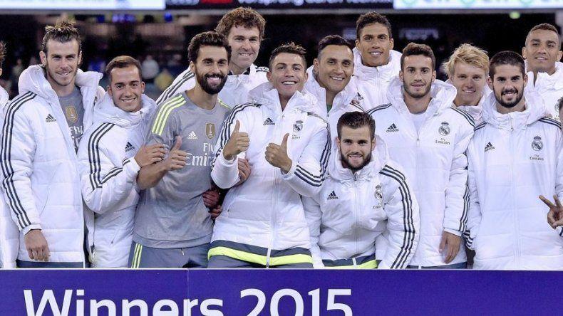 El Real Madrid llega a China, donde jugará con el Inter y el Milan