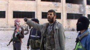 Rebeldes sirios capturan a gobernador provincial