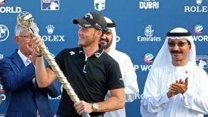 El golfista Willett gana en Dubái y Molinari se lleva el circuito europeo