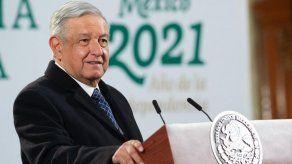 El presidente de México rechaza pronunciarse sobre la violencia en Washington