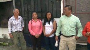 Familiares de menor que murió ahogado en La Chorrera presentan denuncia ante el MP