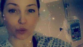 La cantante Sarah Harding dice que no vivirá hasta la próxima Navidad