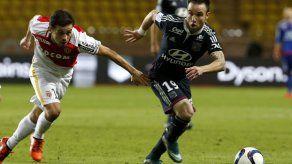 Rafael salva un empate para el Lyon en Mónaco