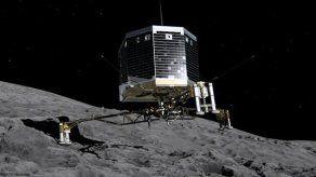 El robot espacial Philae vuelve a salir de su silencio