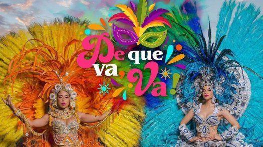 ¡El Carnaval de que va, va! con A Lo Panameño