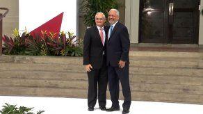 Ricaurte Vásquez asume como nuevo administrador del Canal de Panamá