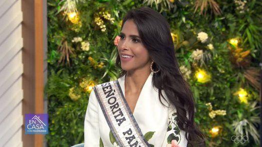 Osmel Sousa dice que Señorita Panamá, Carmen Jaramillo, es una de las latinas más fuertes del Miss Universo