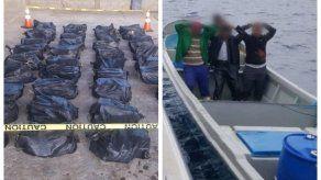 Decomisan 800 paquetes de presunta sustancia ilícita en Chiriquí