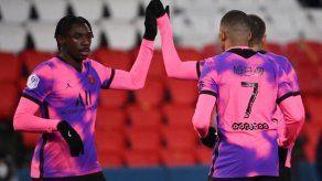 El PSG sufre pero se impone al Niza antes de viajar a Barcelona