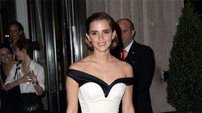 Emma Watson defiende su posado en topless