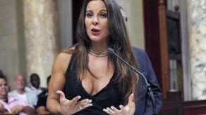 Kate del Castillo dice que rechazó propuesta de presentarse a elecciones
