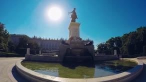 Panameña cumpliendo sus sueños