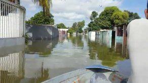Inundaciones en el sur de Venezuela añaden más drama a la crisis