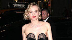 Diane Kruger lamenta que su amigo Karl Lagerfeld no llegará a conocer a su hija