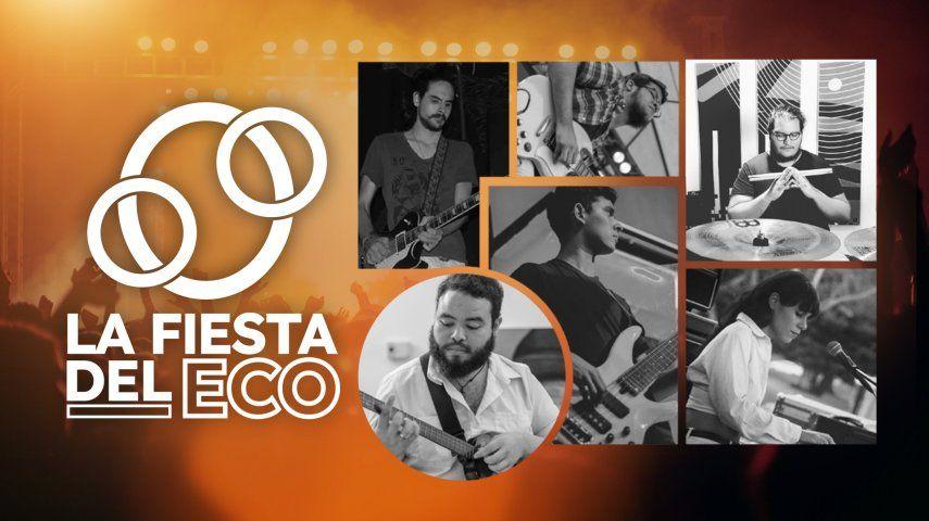La Fiesta Del Eco es una nueva banda de rock alternativo nacida en Panamá