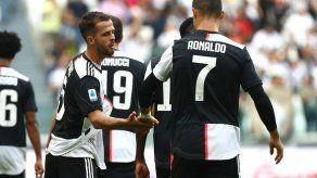 La Juventus gana sin forzar a la SPAL antes del regreso de la Champions