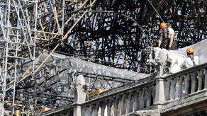 Se reanudan las obras para la reconstrucción de Notre Dame