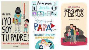 Libros para regalar en el Día del Padre