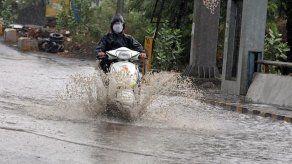 Seis fallecidos y escasos daños tras el paso del ciclón Nisarga por la India