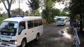 Indonesia ejecutó a cuatro condenados por narcotráfico