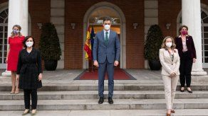Sánchez afianza el perfil feminista de su Gobierno tras la salida de Iglesias