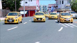 Circulación de taxis par o non se mantiene