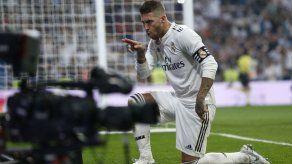 Real Madrid golea 4-1 al Leganés con doblete de Benzema