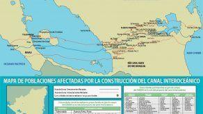 FIDH pide desechar canal de Nicaragua por grave impacto humano y ambiental