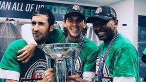 Español Raúl se despide con título de campeón con el Cosmos
