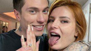 ¿Quién es el flamante prometido de Bella Thorne?