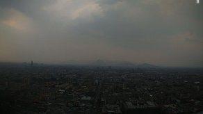 Universidades suspenden clases en Ciudad de México por emergencia ambiental
