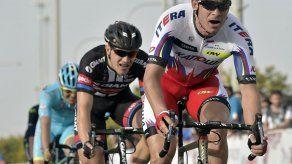 El noruego Kristoff también gana en Omán