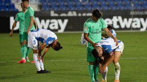 El Leganés se va a segunda tras empatar con el Madrid; el Granada se mete en Europa