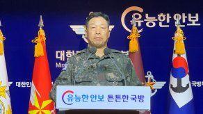 Seúl dice que Pionyang ejecutó a su funcionario desaparecido en la frontera