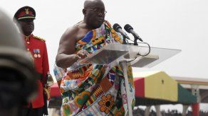 Nuevo presidente de Ghana plagió a Clinton y Bush en discurso inaugural